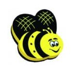 Bee Magnetic Whiteboard Eraser